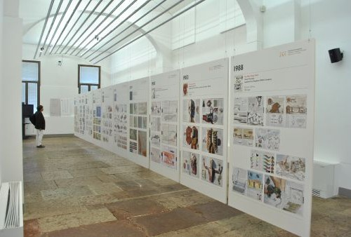 "Mostra ""The history of Infographics"""